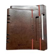 PU Leather Agenda from  Beijing Leter Stationery Manufacturing Co.Ltd