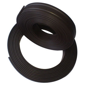 Flexible magnetic strip from  Ningbo Sunrise Magnetic Material Co. Ltd (China)