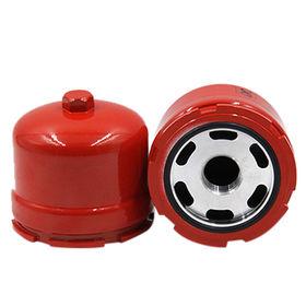 Hydraulic fuel filter