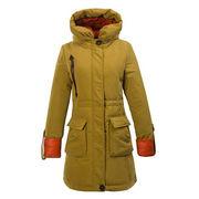 Winter very warm coats from  Fuzhou H&f Garment Co.,LTD