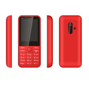 China High quality dual SIM GSM cell phone, 2.4-inch quad band mobile phone