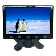 China 7-inch High Definition IPS LCD Panel & Touch Screen LCD Monitor with VGA/HDMI Optional