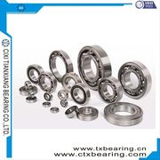 China Noise Free Deep Groove Ball Bearing 6005 2RS for Motorcycle