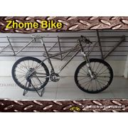 China Bicycle Parts/Titanium Bicycle Frame/Bike Frame and Fork