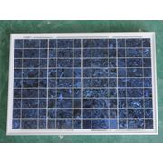 China Wholesales 12V 10W poly solar panel with 156 cell