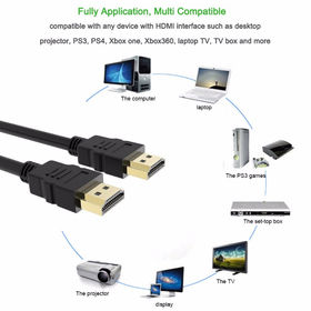 HDMI Cable from  Elandphone Electronic Co. Ltd