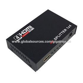 HDMI Splitter v1.4 1x6 from  Shenzhen Yomband Electronics Co. Ltd