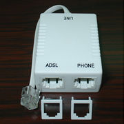 ADSL POTS Micro-Filter from  Dongguan Fuxin Electronics Co Ltd