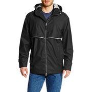 Men's rain coat from  Fuzhou H&f Garment Co.,LTD