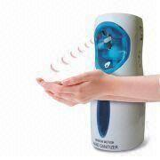 Automatic Sensor Sanitizer Soap Dispenser from  Harvest Cosmetic Industry Co Ltd