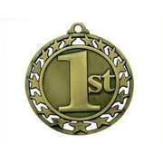 China Sports/Event Medals, Made of Zinc Alloy/Brass