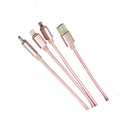USB charge and data cable from  Dongguan Heyi Electronics Co. Ltd