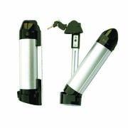 China Bottle Type 24V/4.4Ah Lithium-ion E-bike Battery