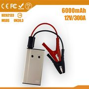 China Smart protection no spark car power bank jump starter for 12vV petrol 3.5L and diesel 2.0L