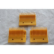 China Yungtay comb plate elevator parts automatic escalator comb plate