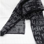 China Cashmere letter printed scarves