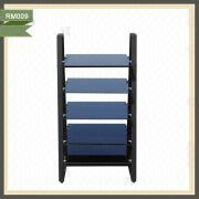 China Tv lift cabinet plywood tv cabinet RM009 1.silk-screen temperd glass 2.UK''BS6202A 3.BV 4.SGS