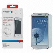 Shock Absorption Clear Screen Protector from  Anyfine Indus Limited