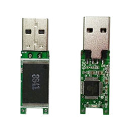 USB Flash Drives, Standard USB PCBA Fitted for Many Housing