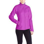 Autumn casual soft shell jacket from  Fuzhou H&f Garment Co.,LTD