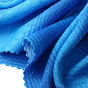 Dye Stuff Printed Mini Waffle Fabric from  Lee Yaw Textile Co Ltd