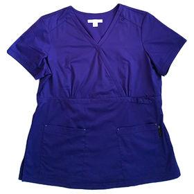 Stretch Medical Scrub Set from  Changshu Kingtex Import And Export Co.Ltd