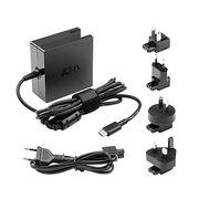Universal Travel adapter EU UK US AU plugs 65W from  Shenzhen Cathedy Technology Co. Ltd