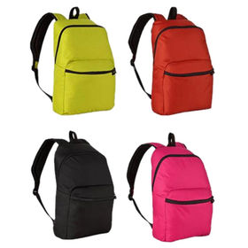 Eco-friendly Girl Backpack from  Fuzhou Oceanal Star Bags Co. Ltd