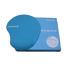 Wrist rest mouse pad from  Dongguan Tongtianxia Rubber Co. Ltd