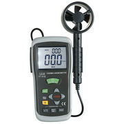 Easy-to-use Thermo-Anemometer from  Shenzhen Everbest Machinery Industry Co. Ltd