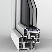 High-End Residential Insulated Glass PVC Casement from  Qingdao Jiaye Doors and Windows Co. Ltd