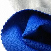 Melange Jersey Bonded Birdeye Fabric from  Lee Yaw Textile Co Ltd