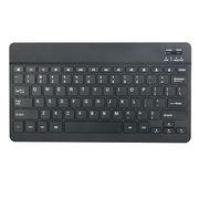 11.6'' Bluetooth wireless keyboard from  Shenzhen DZH Industrial Co. Ltd