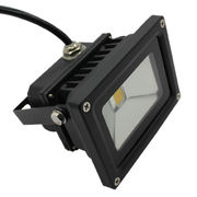 10W LED Floodlights, IP65, AC85-265V Input Voltages, 900lm, 50,000 Hours Lifespan
