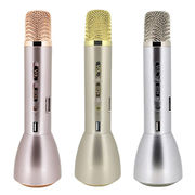 Karaoke LED Flashlight Torch Bluetooth Speakers from  E-POWER LIMITED SHENZHEN