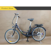China Popular 24-inch 36v 250w city electric bicycle for ladies