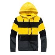 Zip-up Hoody from  Fuzhou H&f Garment Co.,LTD