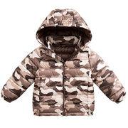Tactical kids winter coat from  Fuzhou H&f Garment Co.,LTD