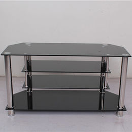 Modern Design Glass Layers TV Stand from  Langfang Peiyao Trading Co.,Ltd