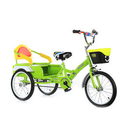 Three wheels children bicycle high quality from  Hebei IKIA Industry & Trade Co. Ltd
