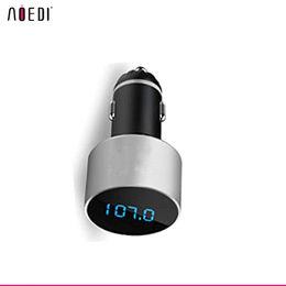 Car FM transmitter from  Shenzhen Aoedi Technology Co.Ltd