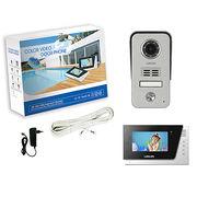 Villa video intercom system from  Xiamen Leelen Technology Co. Ltd