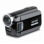 China Digital Video Camera with 2.7-inch TFT LCD Display and AVI Video File Format, Sized 113 x 45 x 63mm