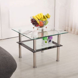 Modern Design Glass Coffee Table from  Langfang Peiyao Trading Co.,Ltd