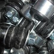 Rubber sleeve from  Hunan HLC Metal Technology Ltd
