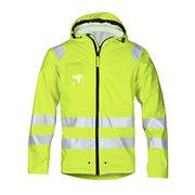 Lightweight men's rain jacket from  Fuzhou H&f Garment Co.,LTD