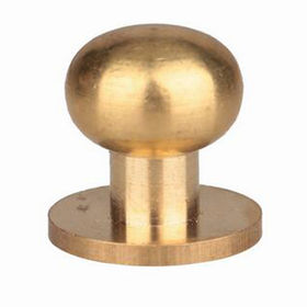 Eco-friendly metal brass screw rivet from  Dongguan Wing Unite Metal Products Factory
