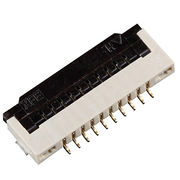 1.0mm FPC Connector from  Xinfuer Electronic Co.,Ltd