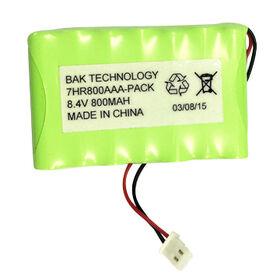 Ni-MH battery packs from  Shenzhen BAK Technology Co. Ltd