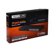 China SW16 16-Port 10/100Mbps Unmanaged Switch